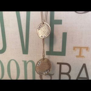 Lauren Conrad Golden Stacking Gold necklace
